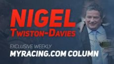 Nigel Twiston-Davies My Runners