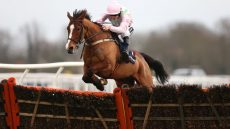 Faugheen Jumping Winter Hurdle Kempton