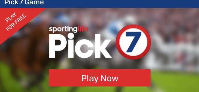 Win £50,000 with Pick 7