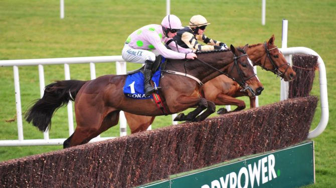 Leopardstown Tips and Trends - Dublin Chase