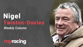 Nigel Twiston-Davies Weekly Column