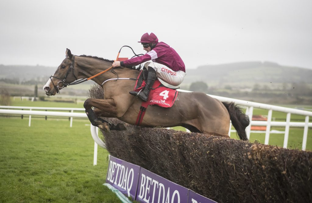 Samcro wins at Punchestown on chasing debut.
