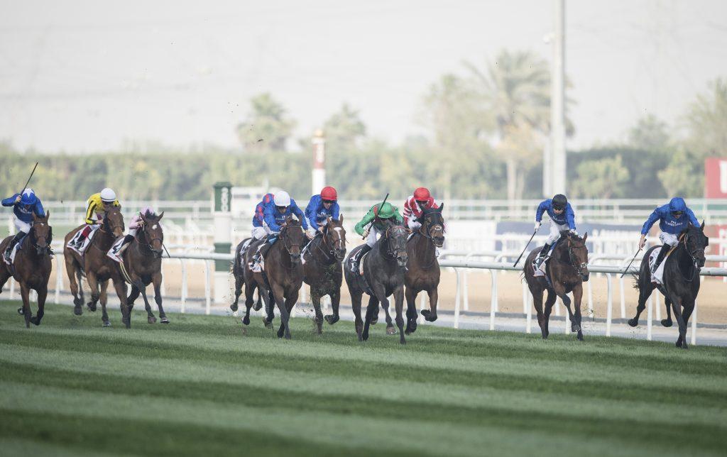 Vazirabad wins the Dubai Gold Cup at Meydan