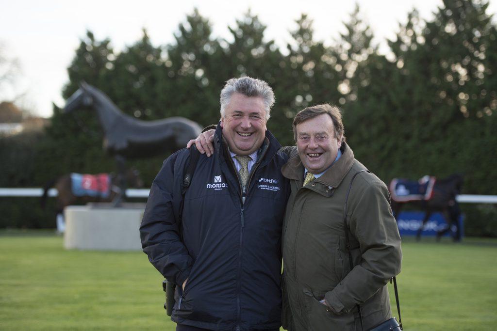Paul Nicholls and Nicky Henderson