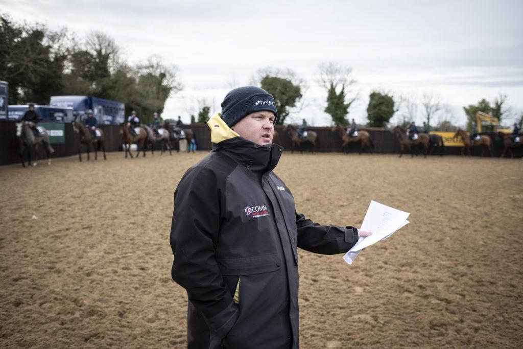 Irish trainerGordon Elliott