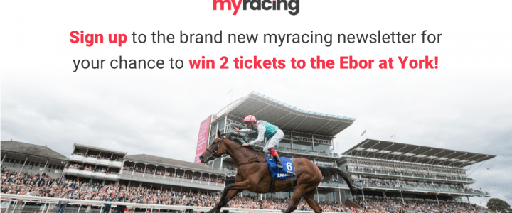 Win Two Tickets To The Ebor