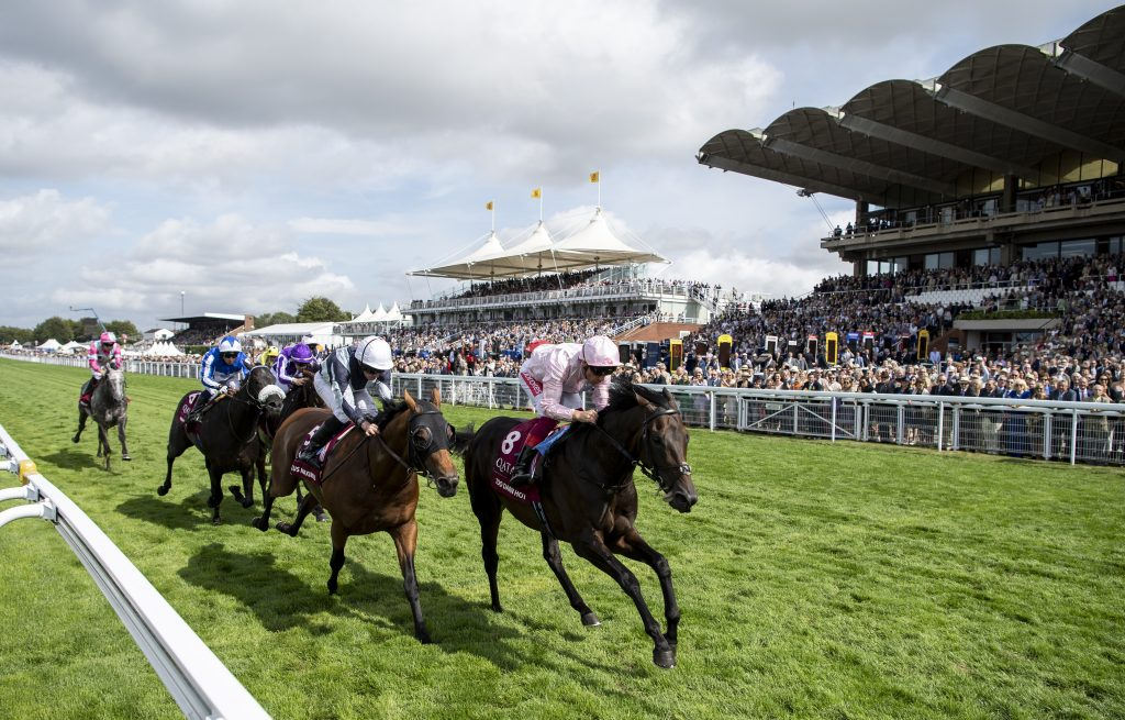 Frankie Dettori and Too Darn Hot land the Sussex Stakes at Glorious Goodwood 2019