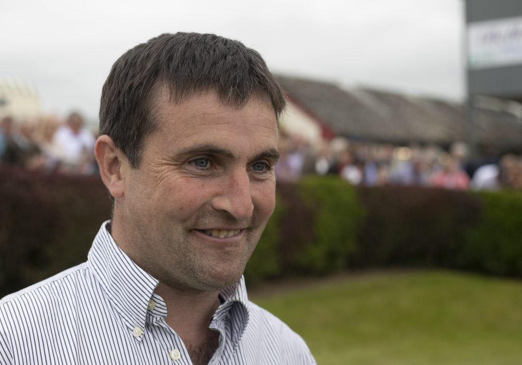 Aidan Fogarty: Irish trainer set for a big 2020